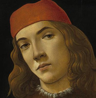 Молодой Сандро Боттичелли