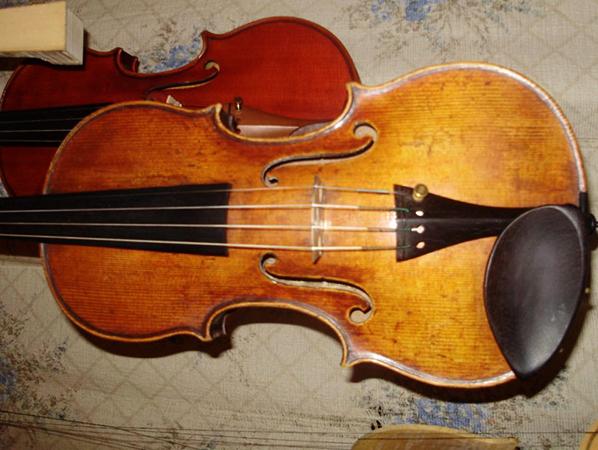Скрипка мастера