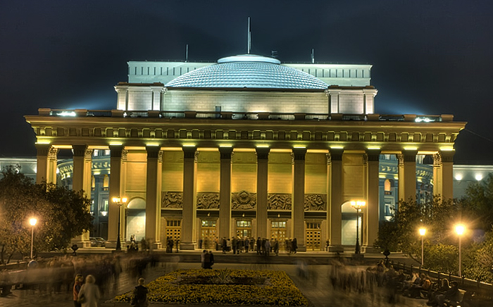 Новосибирский государственный академический театр опера и балета