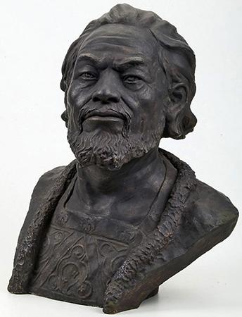 Бюст Андрея Боголюбского