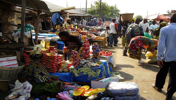 Рынок Нджамены