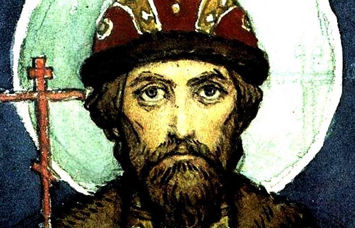 Святой Андрей Боголюбский