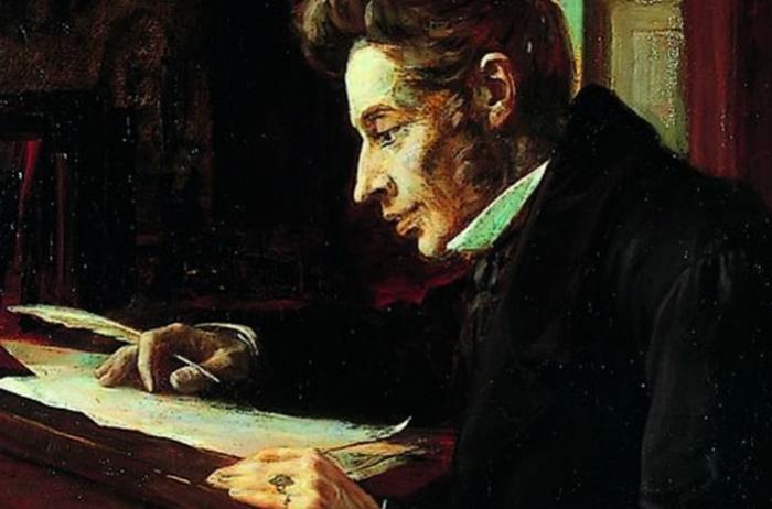 Философ Серен Кьеркегор
