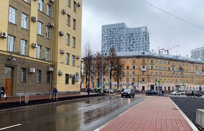 Улица в Перми