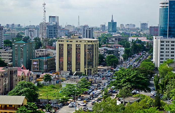 Абуджа — столица Нигерии