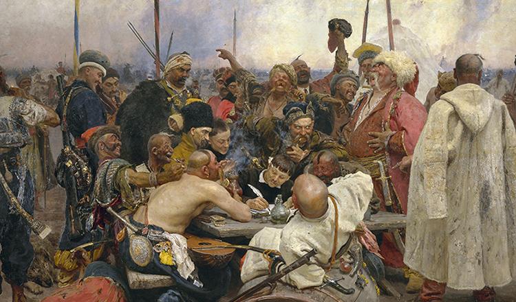 «Письмо запорожцев турецкому султану»